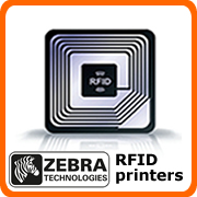 Zebra RFID labels and tag printers