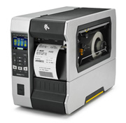 Zebra ZT610 and ZT620 industrial printers