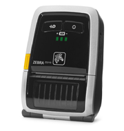 Zebra ZQ110 receipt printer / UK Plug / mag stripe reader, USB and Bluetooth 3.0 (ZQ1-0UB1E060-00)
