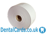Direct  thermal dental appointment card - 54mm x 83mm - SINGLE ROLL (DentalSINGLE)]
