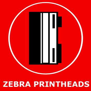 Zebra replacement printheads for Zebra printers
