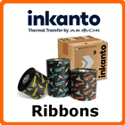 Armor thermal transfer ribbons