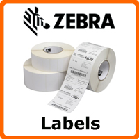 Zebra labels for Zebra printer
