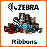 Zebra thermal transfer ribbons for Zebra printers
