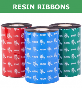 Resin ribbons