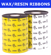 Wax / resin ribbons