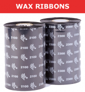 Wax ribbons