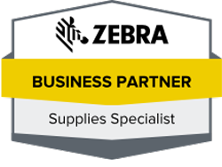 Zebra business partner - supplies specialist