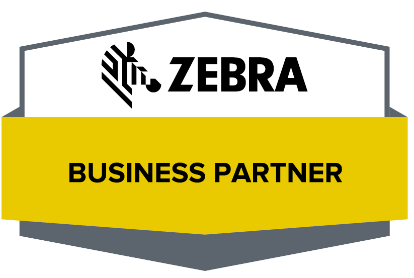 Zebra ZD410 direct thermal desktop printer ideal for appointment cards