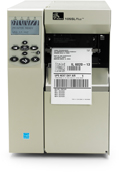 Zebra 105SLPlus (203dpi) with PARALLEL, RS-232 SERIAL, USB 2.0 and ZebraNet 10/100 Print Server (102-80E-00000)