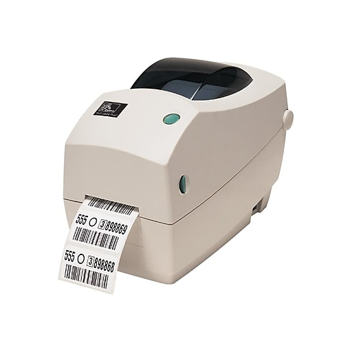 labels for Zebra TLP2824 printer