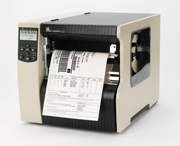 Zebra 220Xi4 (203dpi) with SERIAL, PARALLEL, USB and ZebraNet 10/10 PrintServer - with CUTTER (220-80E-00103)