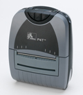 Zebra P4T thermal transfer mobile printer / 802.11b/g (P4D-0UG0E000-00)