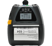 Zebra QLn420 direct thermal mobile printer / WLAN Dual Radio (QN4-AUNAEM11-00)