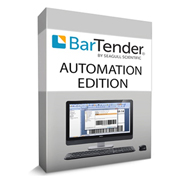 BarTender AUTOMATION 3 PRINTER Edition - ELECTRONIC DELIVERY (BT16-A3)