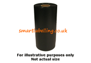 Zebra 4800 resin thermal transfer ribbons - 40mm x 450m (04800BK04045)