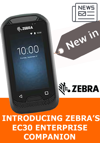 introducing the Zebra EC30