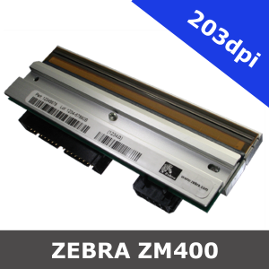 Zebra ZM400 / 203dpi replacement printhead (79800M)