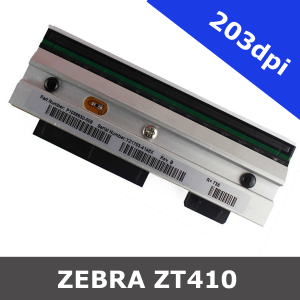 Zebra ZT410 / 203dpi replacement printhead (P1058930-009)