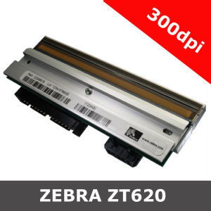 Zebra ZT620 / 300dpi replacement printhead (P1083320-016)