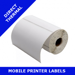 Zebra PolyPro 4000D labels 76mm x 25mm (3003355)