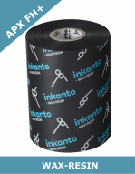 Armor APX FH+ wax / resin thermal transfer ribbons - 110mm x 300m (T55623IO)