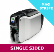 Zebra ZC300 single sided card printer - MAGNETIC STRIPE capability with USB & ETHERNET interfaces (ZC31-0M0C000EM00)