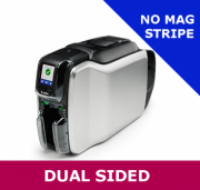 Zebra ZC300 dual sided card printer - with USB & ETHERNET interfaces (ZC32-000C000EM00)