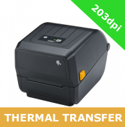 Zebra ZD220 THERMAL TRANSFER PRINTER with USB interface (ZD22042-T0EG00EZ)