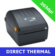 Zebra ZD230 DIRECT THERMAL PRINTER with USB interface (ZD23042-D0EG00EZ)