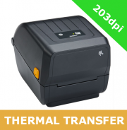 Zebra ZD230 THERMAL TRANSFER PRINTER with USB interface (ZD23042-30EG00EZ)