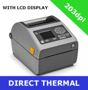 Zebra ZD620 desktop label printers - direct thermal and thermal transfer