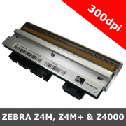 Zebra Z4M, Z4M+ and Z4000 / 300dpi replacement printhead (G79057M)