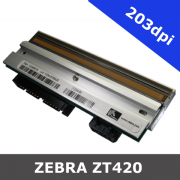 Zebra ZT420 / 203dpi replacement printhead (P1058930-012)